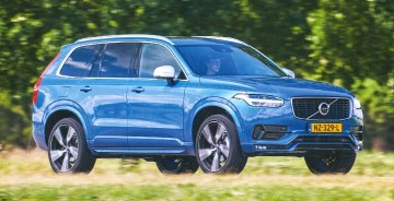 Autoweek Test: Maximale Allrounders XC90